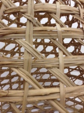 Chicken basket, or qafas, from the Tihama (Red Sea coastal plain) of Yemen