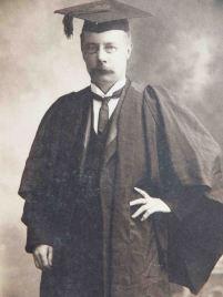 Arthur G Perkin, second son of Sir William Henry Perkin