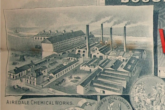 Airedale Works, Kirkstall