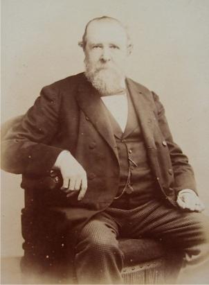 James Bedford (2), 1824 - 1903