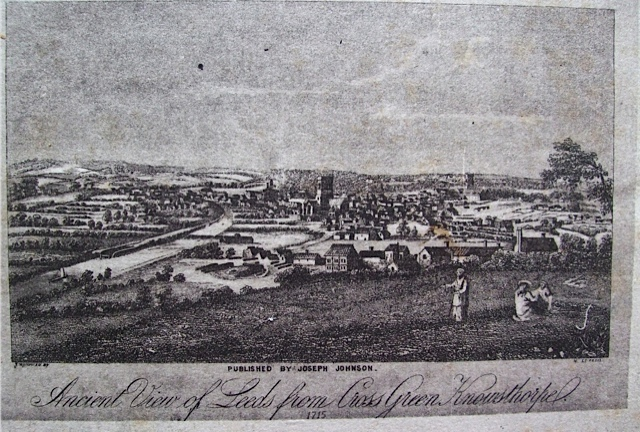 View of Leeds from Knowsthorpe