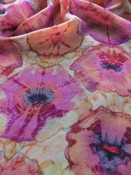 Detail of 'rosettes'