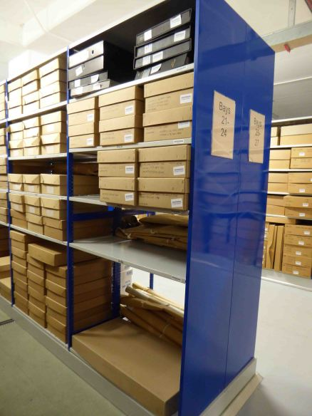 Archive in storage