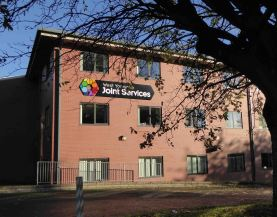 West Yorkshire Archive Services is part of West Yorkshire Joint Services. This is the Morley facility